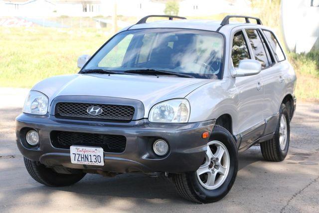 2003 Hyundai Santa Fe GLS Santa Clarita, CA 4