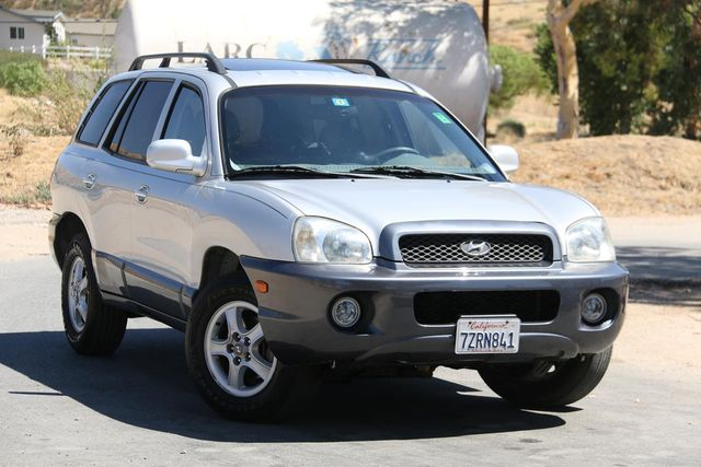 2003 Hyundai Santa Fe GLS Santa Clarita, CA 3