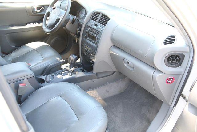 2003 Hyundai Santa Fe GLS Santa Clarita, CA 9