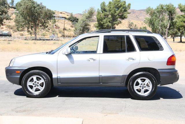 2003 Hyundai Santa Fe GLS Santa Clarita, CA 11