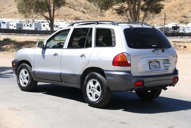 2003 Hyundai Santa Fe GLS Santa Clarita, CA 5