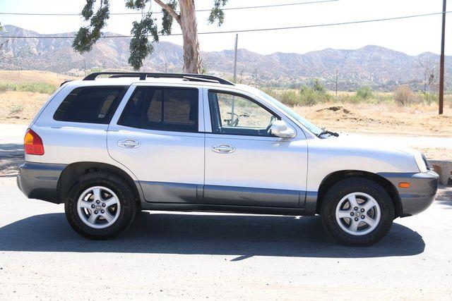 2003 Hyundai Santa Fe GLS Santa Clarita, CA 12