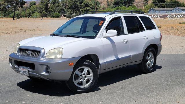 2003 Hyundai Santa Fe GLS Santa Clarita, CA 1