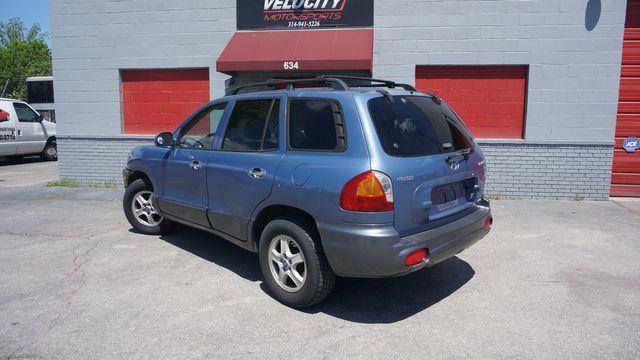2003 Hyundai Santa Fe GLS in Valley Park, Missouri 63088