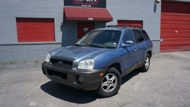 2003 Hyundai Santa Fe GLS in Valley Park, Missouri 63088