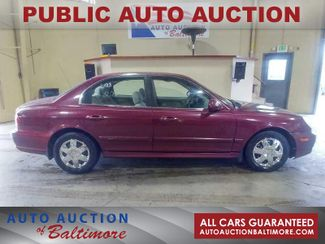 2003 Hyundai Sonata  | JOPPA, MD | Auto Auction of Baltimore  in Joppa MD