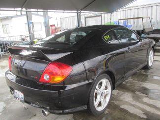 2003 Hyundai Tiburon GT Gardena, California 2