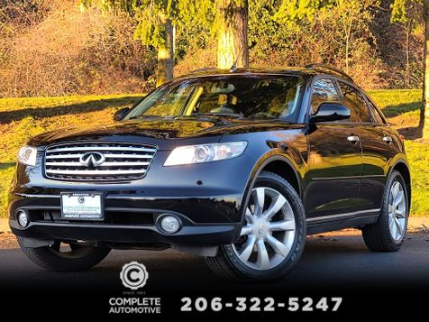2003 Infiniti FX35 AWD Premium Tech Sport Packages Adaptive Cruise Rear Camera in Seattle
