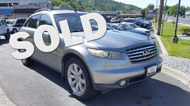 2003 Infiniti FX45 w/Options | Ashland, OR | Ashland Motor Company in Ashland OR