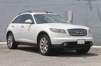 2003 Infiniti FX45 w/Options Hollywood, Florida 1