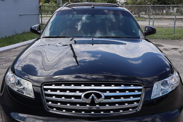 2003 Infiniti FX45 w/Options Hollywood, Florida 45