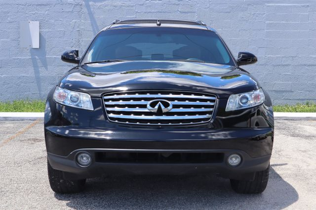 2003 Infiniti FX45 w/Options Hollywood, Florida 44