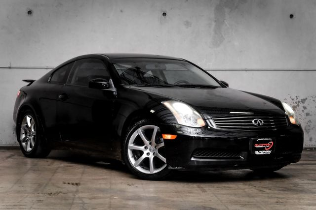 2003 Infiniti G35 w/Leather in Addison, TX 75001