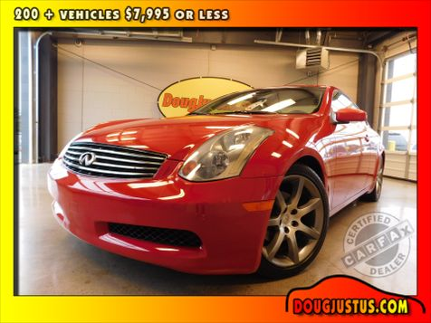 2003 Infiniti G35 w/Leather in Airport Motor Mile ( Metro Knoxville ), TN