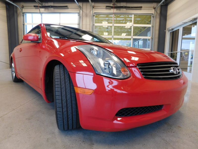 2003 Infiniti G35 wLeather  city TN  Doug Justus Auto Center Inc  in Airport Motor Mile ( Metro Knoxville ), TN