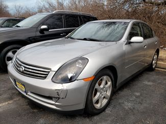2003 Infiniti G35 w/Leather | Champaign, Illinois | The Auto Mall of Champaign in Champaign Illinois