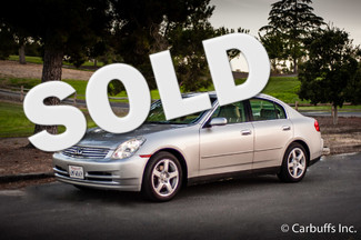 2003 Infiniti G35 w/Leather | Concord, CA | Carbuffs in Concord