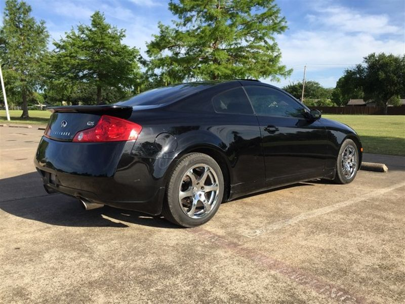 2003 Infiniti G35  in Rowlett, Texas