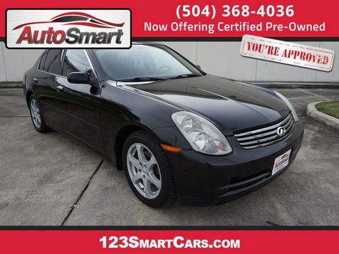 2003 Infiniti G35 Auto w/Leather in Harvey, LA