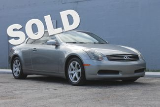 2003 Infiniti G35 w/Leather Hollywood, Florida