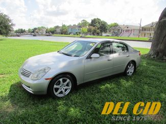 2003 Infiniti G35 w/Leather in New Orleans Louisiana, 70119