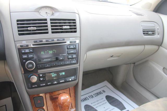 2003 Infiniti I35 Luxury Santa Clarita, CA 14