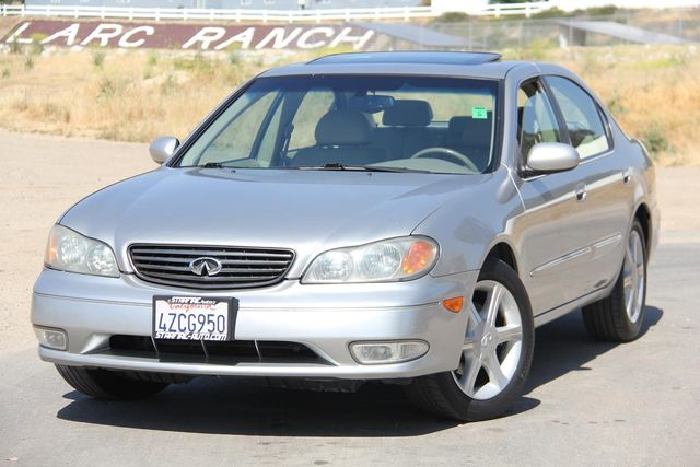 2003 Infiniti I35 Luxury Santa Clarita, CA 4