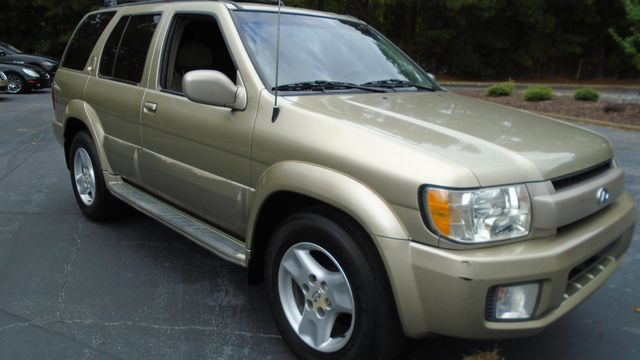 2003 Infiniti QX4 Luxury Atlanta, Georgia 11