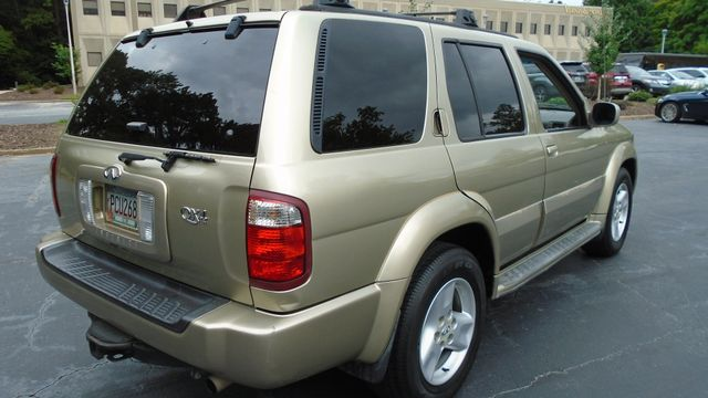 2003 Infiniti QX4 Luxury Atlanta, Georgia 13