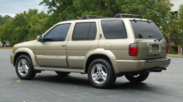 2003 Infiniti QX4 Luxury Atlanta, Georgia 2