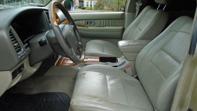 2003 Infiniti QX4 Luxury Atlanta, Georgia 26