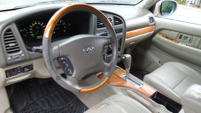 2003 Infiniti QX4 Luxury Atlanta, Georgia 27