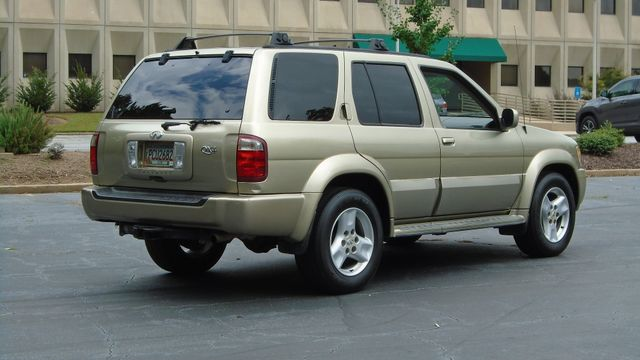 2003 Infiniti QX4 Luxury Atlanta, Georgia 3