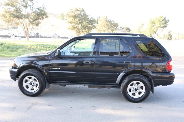 2003 Isuzu Rodeo 4X4 Santa Clarita, CA 11