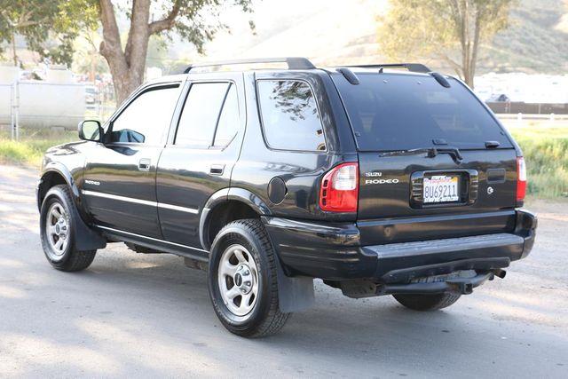 2003 Isuzu Rodeo 4X4 Santa Clarita, CA 5