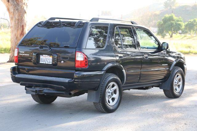 2003 Isuzu Rodeo 4X4 Santa Clarita, CA 6
