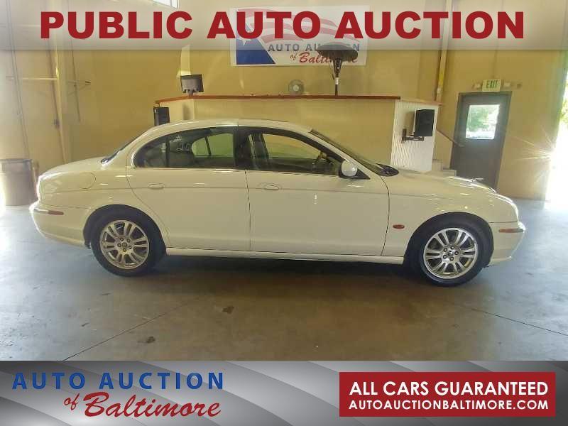 2003 Jaguar S-TYPE    JOPPA, MD   Auto Auction of Baltimore  in JOPPA MD