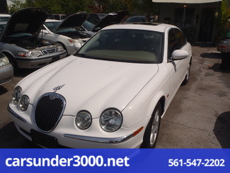 2003 Jaguar S-TYPE Lake Worth , Florida