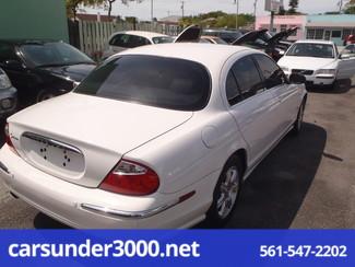 2003 Jaguar S-TYPE Lake Worth , Florida 2