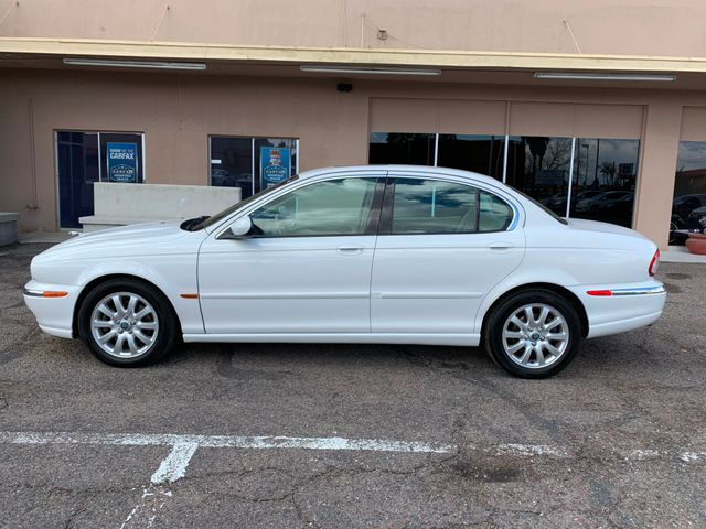 2003 Jaguar X-TYPE 2.5L 3 MONTH/3,000 MILE NATIONAL POWERTRAIN WARRANTY Mesa, Arizona 1