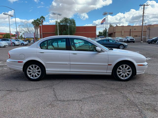 2003 Jaguar X-TYPE 2.5L 3 MONTH/3,000 MILE NATIONAL POWERTRAIN WARRANTY Mesa, Arizona 5