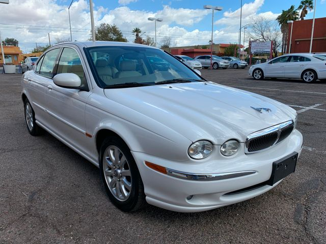 2003 Jaguar X-TYPE 2.5L 3 MONTH/3,000 MILE NATIONAL POWERTRAIN WARRANTY Mesa, Arizona 6