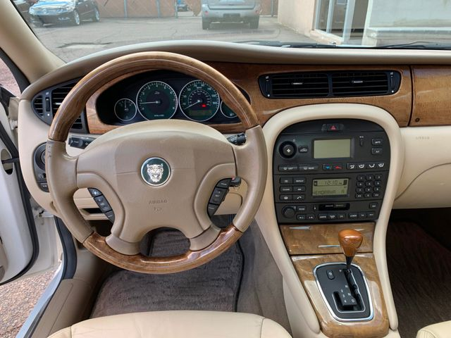 2003 Jaguar X-TYPE 2.5L 3 MONTH/3,000 MILE NATIONAL POWERTRAIN WARRANTY Mesa, Arizona 14