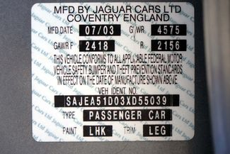 2003 Jaguar X-TYPE All-Wheel Drive * 2.5-Liter ** NO KEY ** Plano, Texas 25
