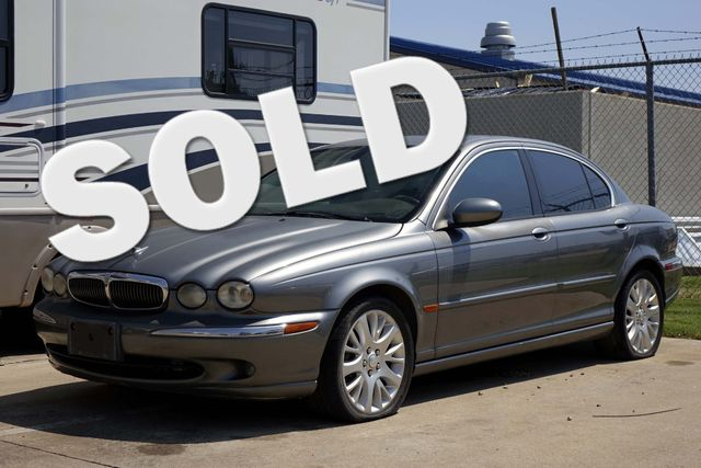 2003 Jaguar X-TYPE All-Wheel Drive * 2.5-Liter ** NO KEY ** Plano, Texas