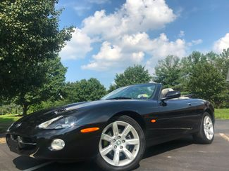 2003 Jaguar XK8 in Leesburg Virginia, 20175