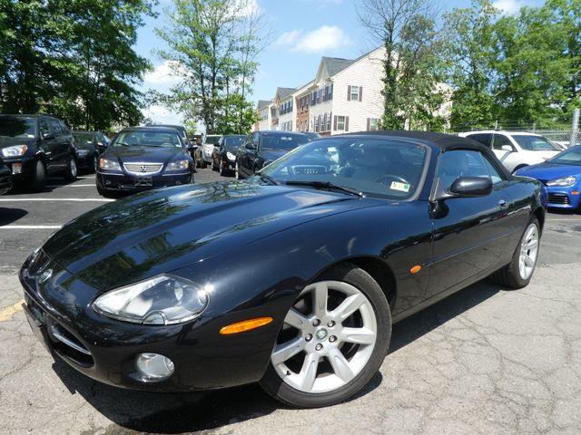 2003 Jaguar XK8 Leesburg, Virginia 1