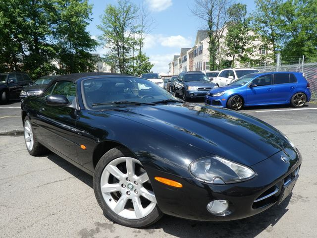2003 Jaguar XK8 Leesburg, Virginia 5