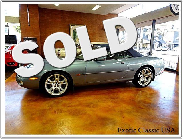 2003 Jaguar XK8 La Jolla, Califorina