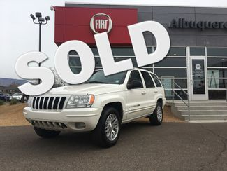 2003 Jeep Grand Cherokee Limited in Albuquerque New Mexico, 87109